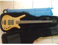 Warwick Corvette Bass Guitar Second Hand in Musical Instruments Gauteng Edenvale - South Africa