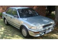 TOYOTA COROLLA 1.6 GLX TWINCAM 16V AUTO IN EXCELLENT CONDITION