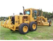 1986 CATERPILLAR 140G GRADER 72V SERIAL NO.