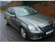 2010 MERCEDES-BENZ E-CLASS E250 CDI Avantgarde(Blue Efficiency)