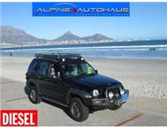 JEEP CHEROKEE 2.8L CRD RENEGADE AT lots of extras ARB front bum