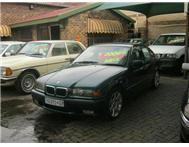 1996 BMW 3 SERIES 318IS