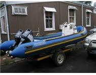 Semi Rigid Inflatable