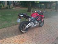 honda CBR 600 2006. 14500 km . finance availible