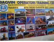EARTH MOVING MACHINES BOILER MAKING & WELDING COURSES.