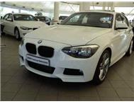 2012 BMW 1 SERIES 125i 5-door auto