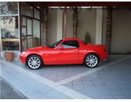 2008 Mazda MX-5 Coupe Roadster (M) Very Low Kms!!