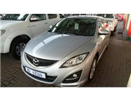 2012 MAZDA MAZDA6 2.0 Active with R30 000-00 cash back