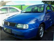 2001 VOLKSWAGEN POLO PLAYA 1.8