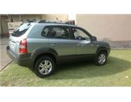 Hyundai Tucson 2.0 GLS Manual