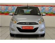 2011 Hyundai i10 1.1 GLS motion with only 50 000 kilometers FSH