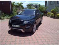 2012 Land Rover Range Rover Evoque 2.0 Si Coupe Dynamic