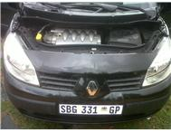 RENAULT CENIC 2005 FOR SALE