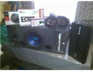 Second Hand Car Sound in Audio & Visual Gauteng Bedfordview - South Africa