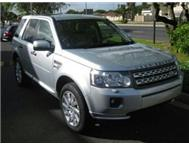 2012 Land Rover Freelander 2 SD4 HSE