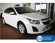 2012 CHEVROLET CRUZE hatch 1.6 LS