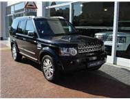 2010 LAND ROVER DISCOVERY 4 V8 HSE
