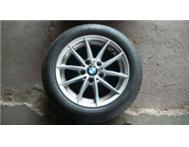 BMW 3 Series Rims Tyres