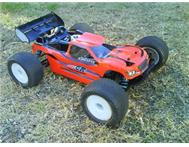 RC Brushless Radio Control Truggy