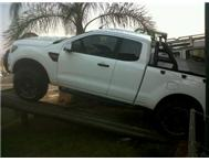 FORD RANGER 2012 4X4 SUPERCAB Pretoria