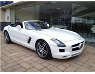 2012 MERCEDES-BENZ SLS 63AMG ROADSTER