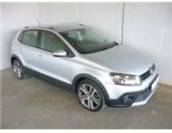 2012 Volkswagen Polo 1.6 Cross 5dr