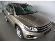 Volkswagen (VW) - Tiguan II 2.0 TDi 4Motion Track and Field DSG