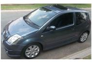 2006 CITROEN C2 1.6 VTS (VERY SPORTY!!!!)