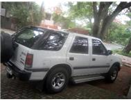 98 Isuzu Frontier 280 Turbo Diesel LX 2x4 Fullhouse not neg in Nelspruit