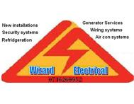 ELECTRICAL COMPLIANCE CERTIFICATES PTA 0716260952