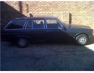 URGENT MERCEDES BENZ STATION WAGON