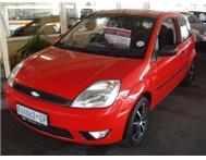 2005 Ford Fiesta 3dr PRICE REDUCED Cape Town
