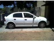 opel astra 1.6 16v 2001 for sale or swop Cape Town