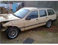 Stripping ford sierra stationwagon ... Benoni