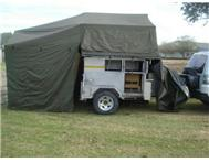 2001 PREDATOR OFF ROAD CAMPING TRAILER
