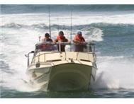 19FT Z CRAFT INVADER CAT WITH 2 YAMAHA 85HP MOTORS