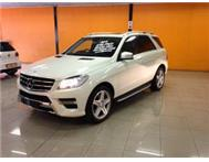 2013 Mercedes-benz M-class ML250 BLUETEC DIESEL AUTO AMG AMG