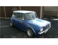 1978 Austim Mini for sale R23000