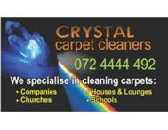 CRYSTAL CARPET CLEANERS