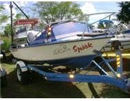 Coast Craft with yamha 55HP (Finance Available)