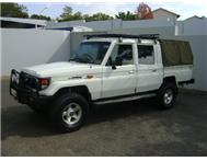 Toyota - Land Cruiser 4.5 Petrol Pick Up