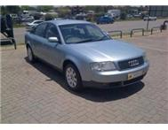 2002 Audi A4 2.4 Multitronic