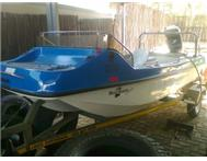 2222 Bass Boat in Boats & Jet Skis Mpumalanga Middelburg Mpumalanga - South Africa