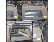 Double cab Landcruiser Canopy for sale