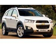2013 Chevrolet Captiva 2.4 Lt