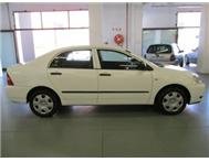 2002 Toyota COROLLA 160i GLE For Sale in Cars for Sale Western Cape Parow - South Africa