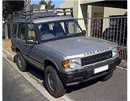 1997 Land Rover Discovery V8 3.9 Manual