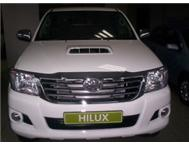 TOYOTA HILUX XTRA CAB 3.0D4D 4X4 FROM TOYOTA DONT MISS OUT
