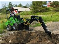 AVANT Equipment in Farm Implements & Machinery Western Cape Strand - South Africa
