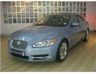 2010 JAGUAR XF 3.0 LUXURY